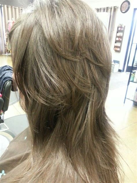 haircuts long layers on back and short layers on front long hair short layers pictures of color cuts and up