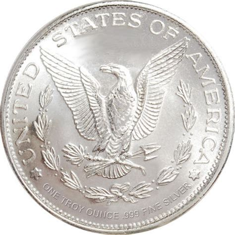 Silver Rounds - buy 1 oz great american mint silver rounds silver