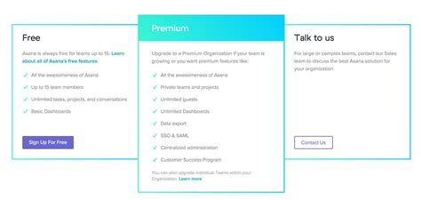 pattern design software price pricing table design pattern exle at asana 194 of 195