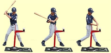 proper way to swing a baseball bat bataction machine baseball training and coaching blog