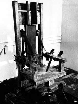 How Many States Still The Electric Chair by Tennessee Enacts Allowing Use Of Electric Chair News