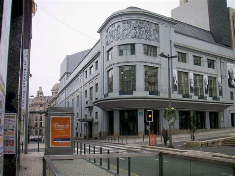 hotel teatro porto rivoli theatre portugal