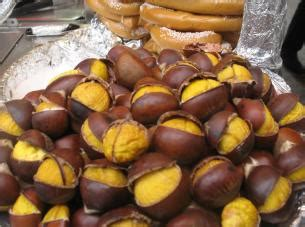 how to roast chestnuts gt start cooking