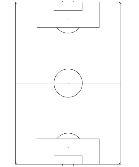 soccer pitch template ipadpapers soccer pitch paper templates