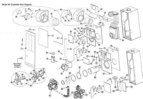 wiring diagram for intertherm air handler miller ac unit