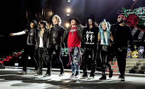 Guns N' Roses Knock It Out of the Park in San Francisco