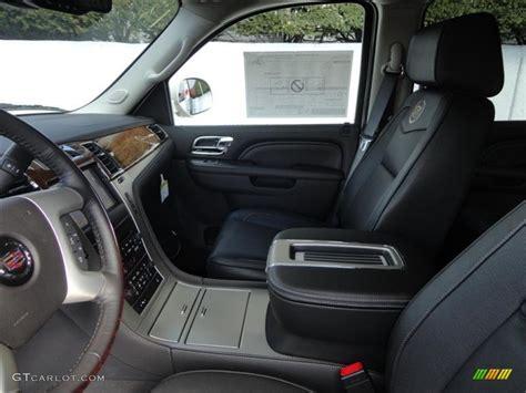 2013 Cadillac Escalade Interior by 2013 Cadillac Escalade Platinum Awd Interior Color Photos