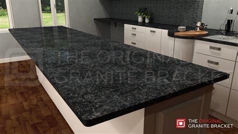 Granite Countertop Weight by T Brace Countertop Support Bracket The Original Granite