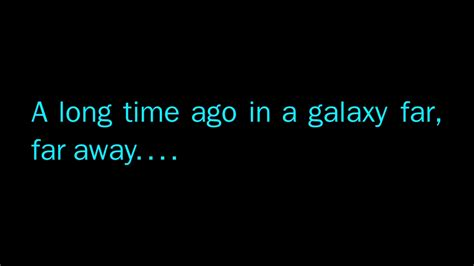 once upon a time in my far far away mind diy running does george lucas mention earth in quot star wars quot movies