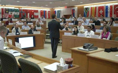Harvard Mba 0 Years Work Experience by The Experience Executive Education Harvard Business School