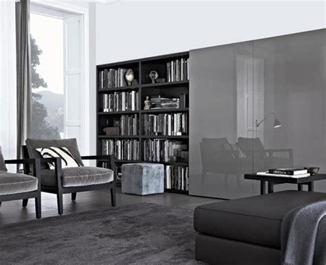 librerie poliform wall system poliform librerie componibili