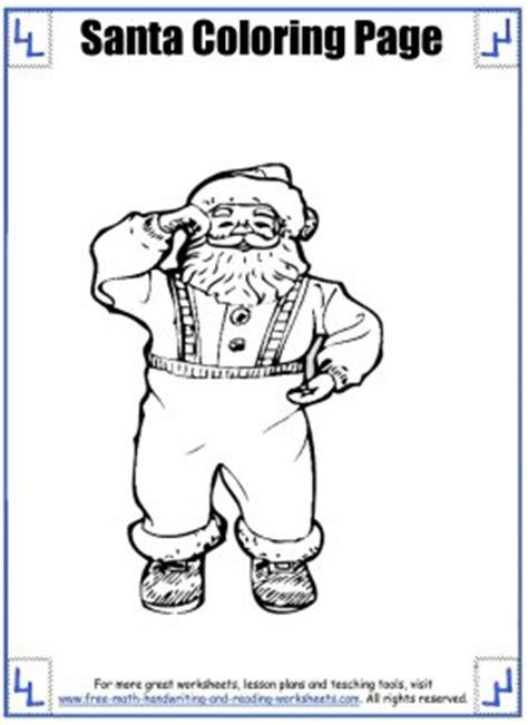 santa math coloring pages santa coloring pages christmas printables