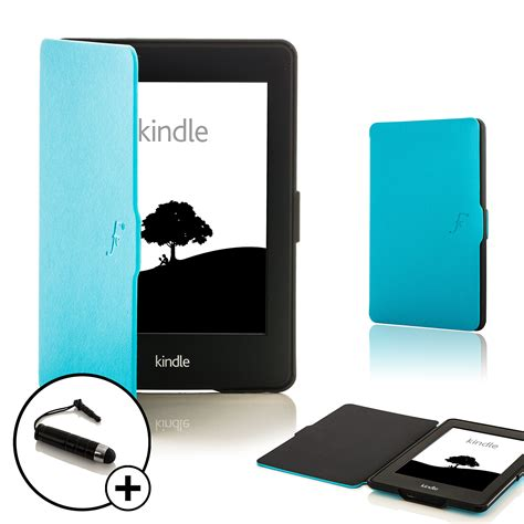 my not 40 kindle paperwhite case the ebook reader blog leather smart shell case cover for amazon kindle