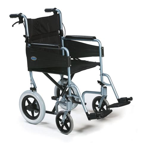 Mobility Chairs by Light And Foldable Frame Attendant Propelled Wheelchair