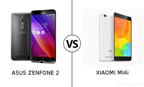Battery As Power For Xiaomi Mi4i Soket xiaomi mi4i vs asus zenfone 2 let the showdown begin
