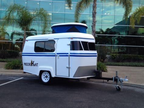 How Wide Is A Two Car Garage by Meerkat Teardrop Camper Small Camping Trailer Dealer In