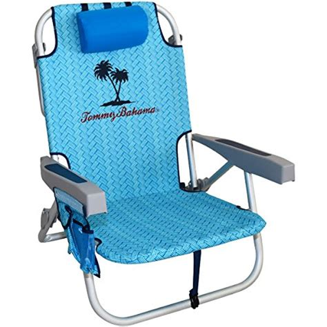 blue bahama backpack cooler chairs solid 2018 heavy duty chairs best for the money