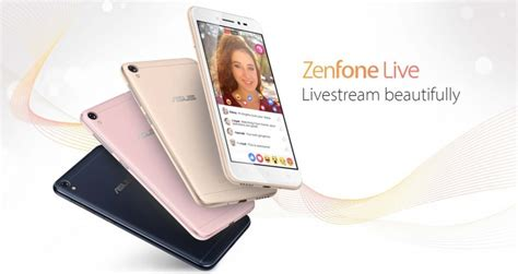Hp Asus Android Dan Spesifikasi Nya ulasan spesifikasi dan harga hp android asus zenfone live zb501kl segiempat