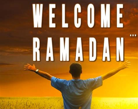 5 Ways To Welcome by 5 Ways To Welcome Ramadan The Special Guest About Islam