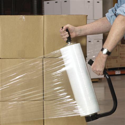 Wrapping Plastic Untuk Tambahan Packaging stretch dispensers