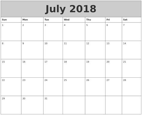 online printable calendars april 2018 free printable calendar