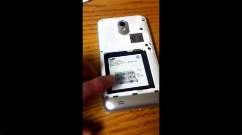 find mobile galaxy s3 find the serial number on a boost mobile samsung galaxy s2