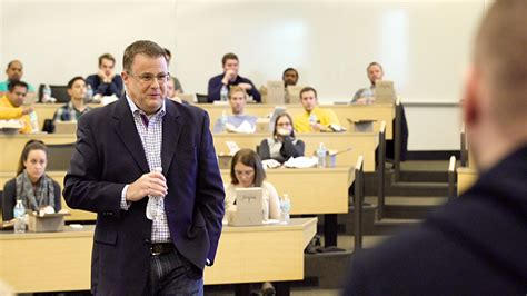 Michigan Ross Executive Mba by How My Classmates And I Are Turning Executives Into Card