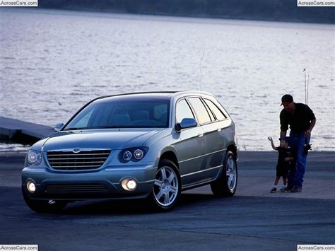2002 Chrysler Pacifica by Chrysler Pacifica Concept 2002
