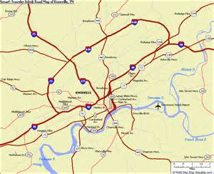 us map knoxville tn 10 fastest growing u s cities n c 1