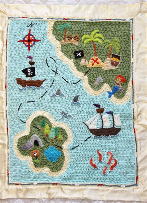 treasure how to free of five patterns that hide your true self books pirate treasure map crochet baby blanket pirate treasure