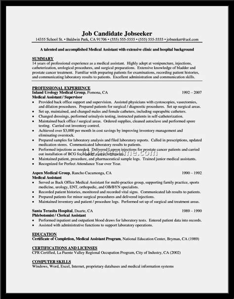 Resume Format New Pdf doctor resume worked with rural background resume