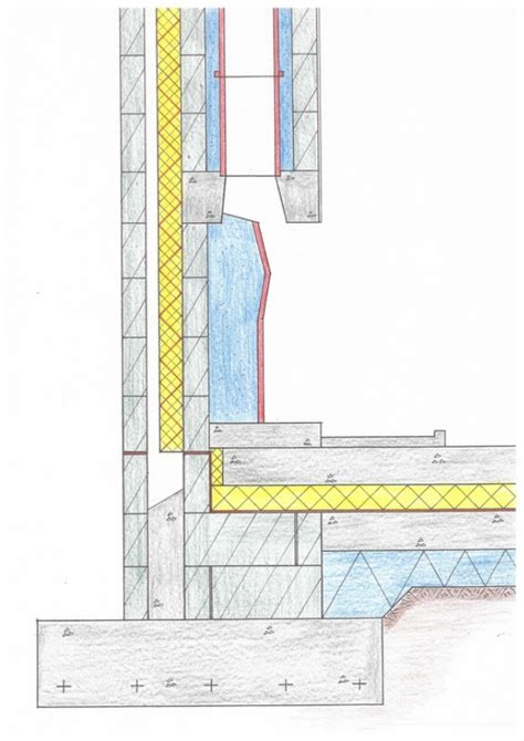 Fireplace Chimney Construction by Fireplace Construction Drawings