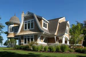 Charming Shingle Style Beach House Plans #8: Florida-style-house ...