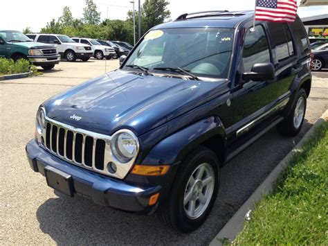 Jeep Liberty 2007 Reviews 2007 Jeep Liberty Pictures Cargurus