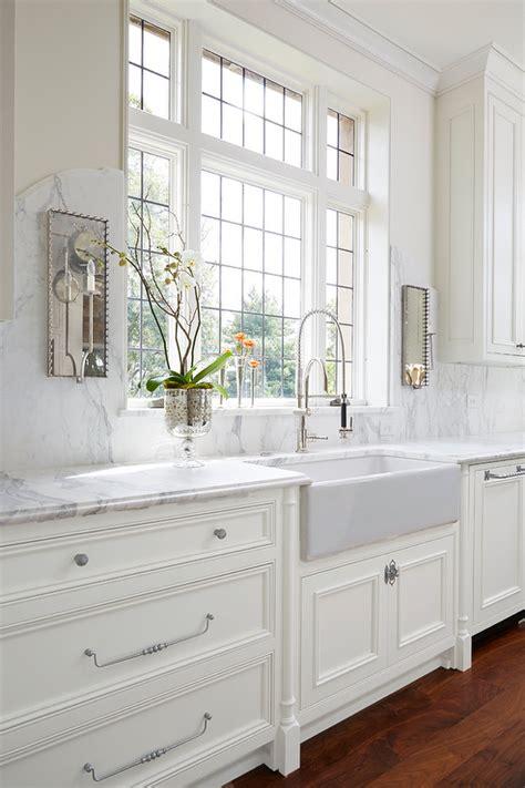 a marble panel backsplash for our diy kitchen the diy mommy image gallery marble backsplash