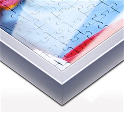 cornici per puzzle su misura la cornice su misura per il tuo puzzle fotografico