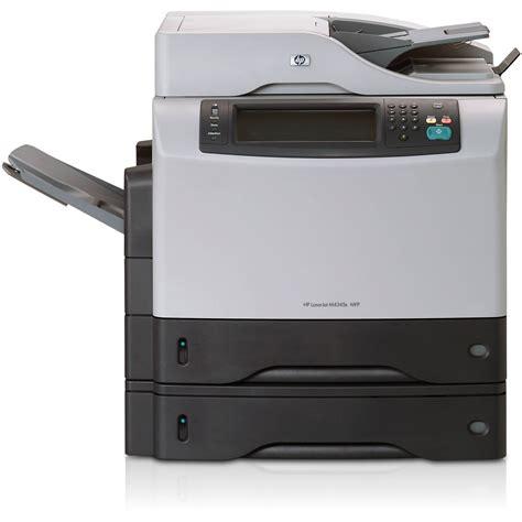 Printer Hp Laser Hp Laserjet M4345x Multifunction Printer Cb426a Bcc B H Photo
