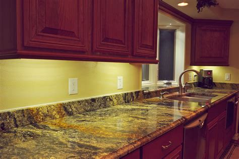 under the counter lighting for kitchen the importance of kitchen under cabinet lighting design