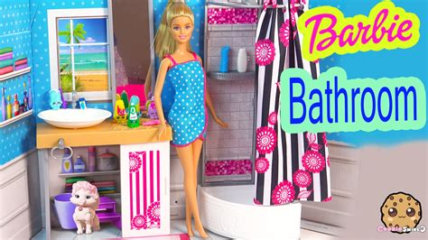 barbie doll bathroom imgs for gt barbie bathroom set