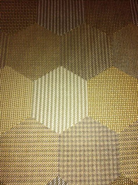 Upholstery Fabric Sles by Clarence House Honeycomb Wool Taupe Brown Gold Upholstery