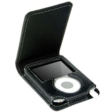 Knomo Travel Wallet With Ipod Pocket by Knomo Ipod Nano 3g Flip Black Electronics Thehut