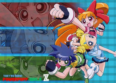 Z Anime Descargar by Descargar Las Chicas Superpoderosas Z Espa 209 Ol