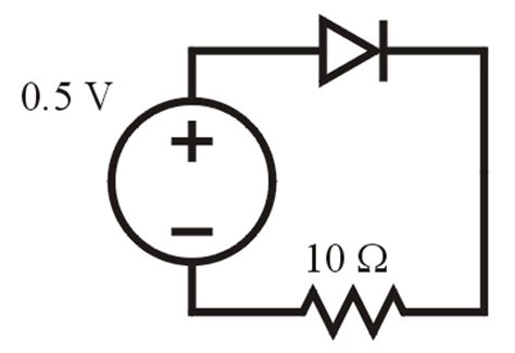 resistor diode circuit topic 10 3 newton s method engineering application