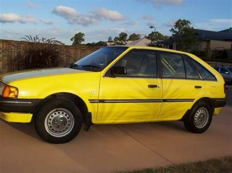 car owners manuals for sale 1986 ford laser parental controls 1986 used ford laser kc hatchback car sales mitchelton qld excellent 3 000