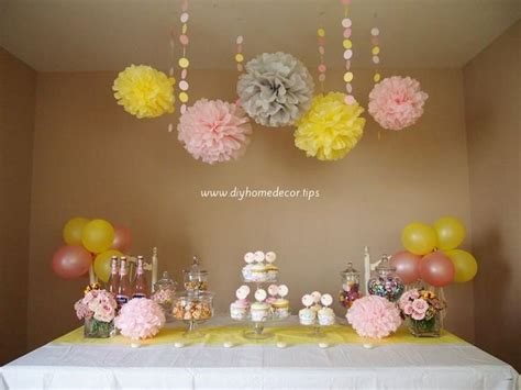 home birthday decoration ideas diy party decoration ideas diy home decor