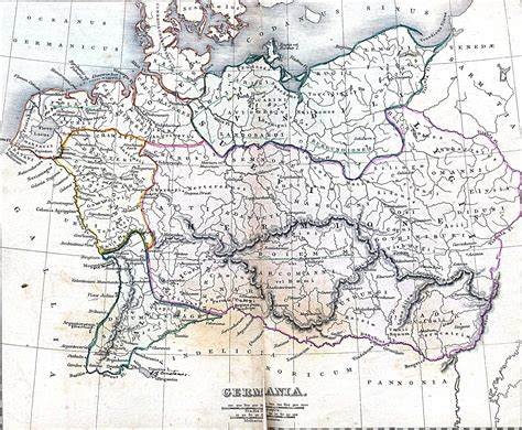 maps germania file ancient germania new york and brothers 1849 jpg