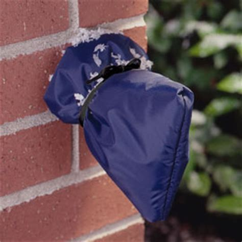 Outdoor Faucet Winter Cover by Faucet Covers Are An Integral Part Of Outdoor Plumbing