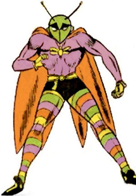 killer moth killer moth pre crisis dc comics batman enemy bob