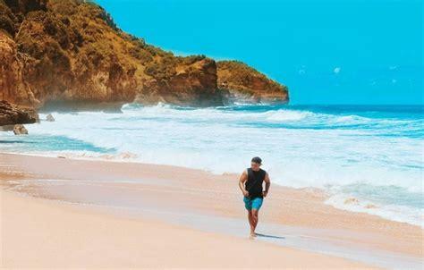 wisata pantai  gunung kidul jogja terbaru
