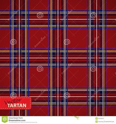 plaid pattern illustrator vector seamless tartan pattern royalty free stock photography